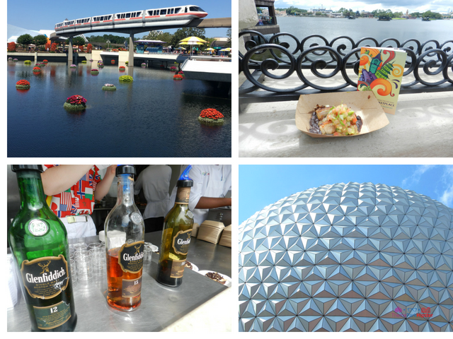 Epcot Flower and Garden festival tips with monorail and topiaries galore! #disneytips