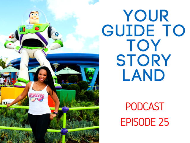 your guide to toy story land