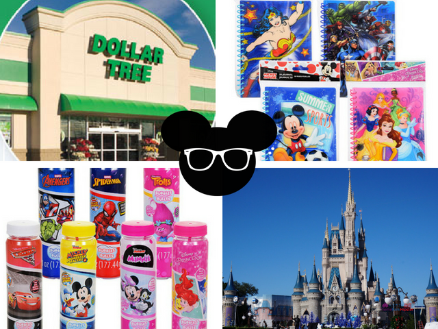 Let's learn what items you never knew you could buy for your next Walt Disney World vacation from Dollar Tree.
