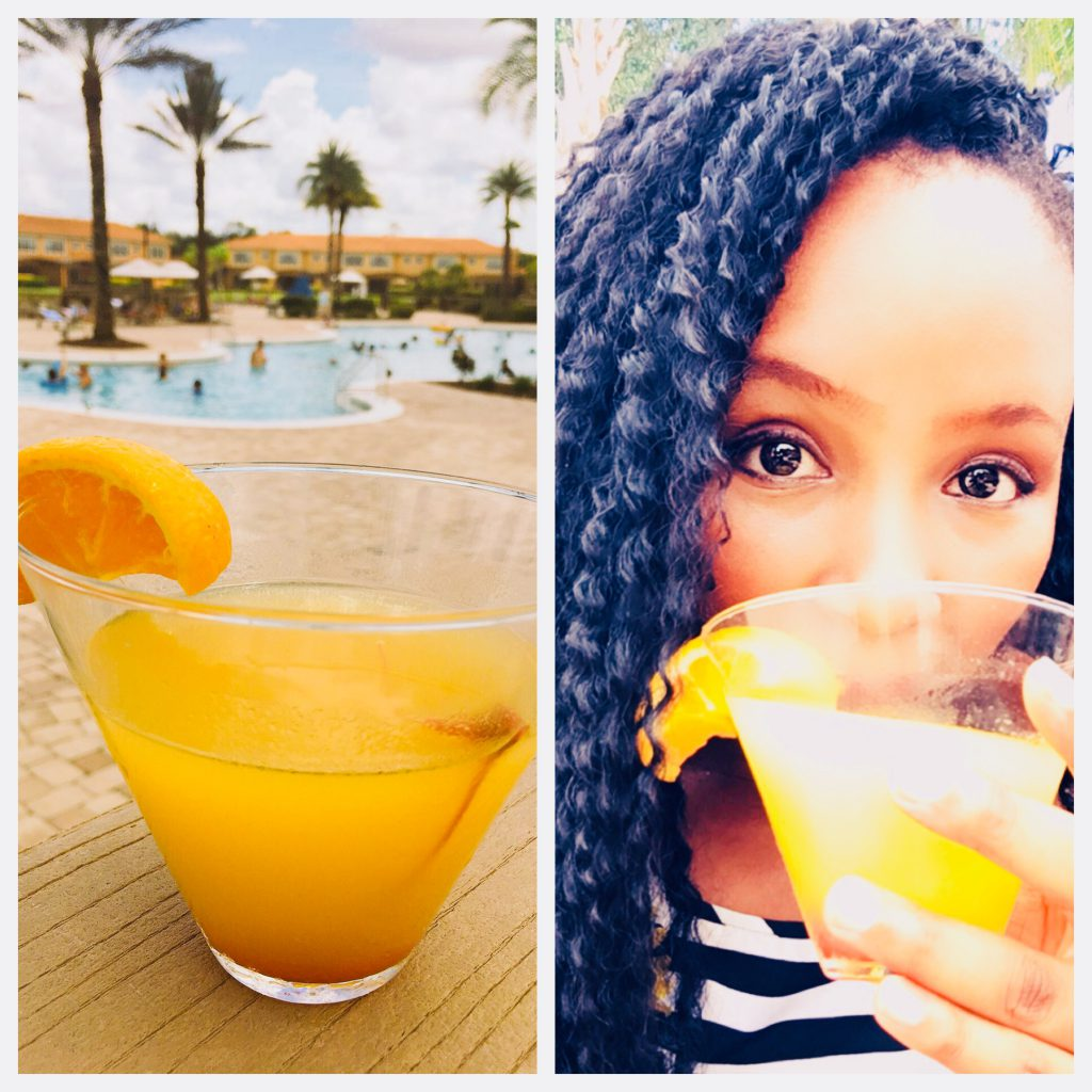 19 reasons you'll love CLC Regal Oaks martini with orange.