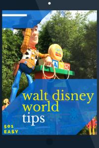 Disney tips book