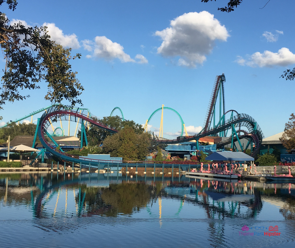 SeaWorld Mako and Kraken