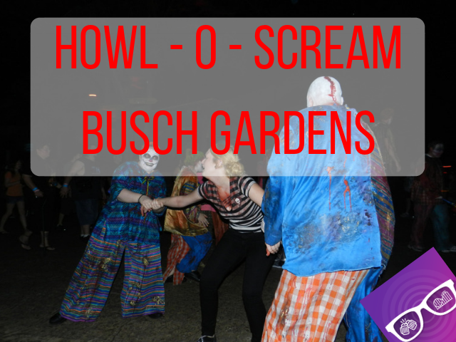 Howl-O-Scream Busch Gardens Tampa Bay