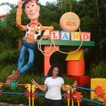 themeparkhipster at toy story land T-Shirt
