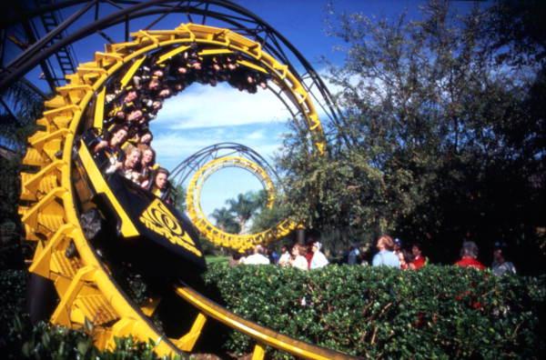 Python Busch Gardens