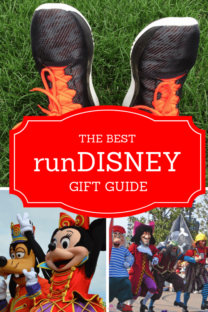 runDISNEY Gift Guide. Mickey Mouse and Minnie Mouse ready to race.
