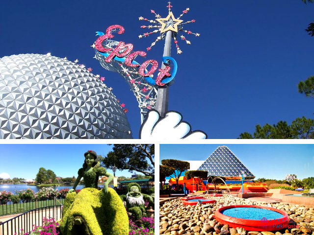 Disney Epcot Secrets and Fun Facts