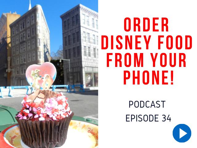 Disney Mobile Ordering Tips #disneytips