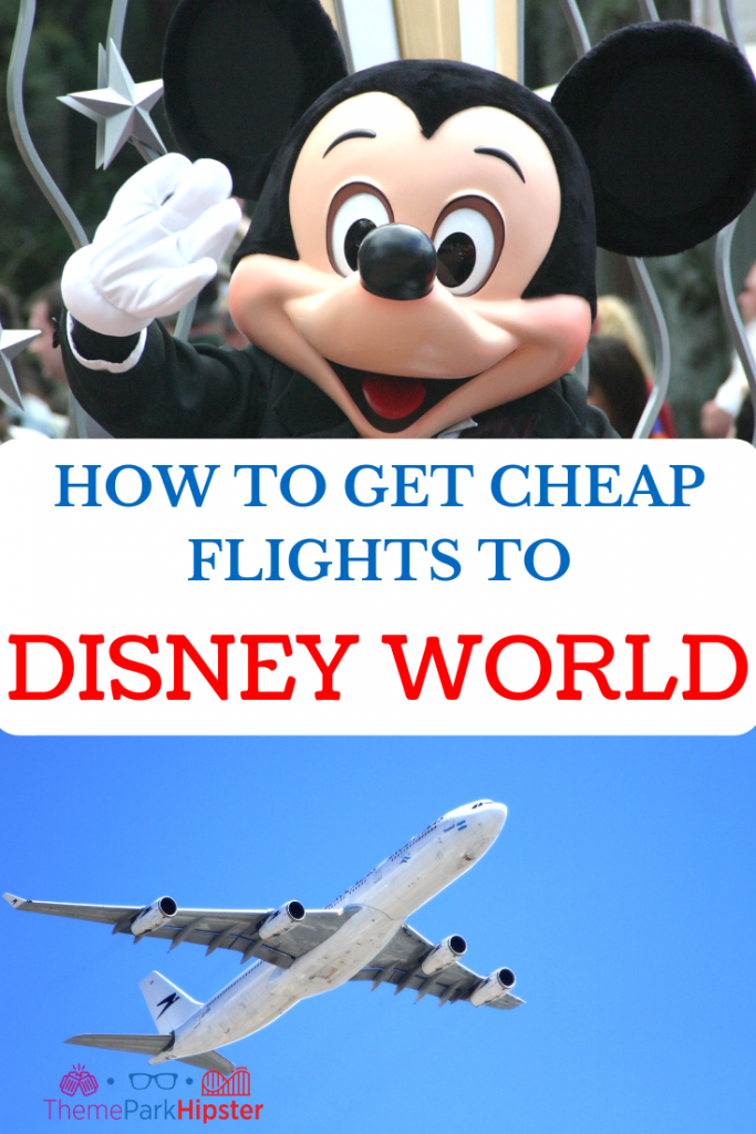 HOW TO FIND CHEAP FLIGHTS TO ORLANDO. #cheapflights #howtofindcheapflights #disneytips #disneyworld