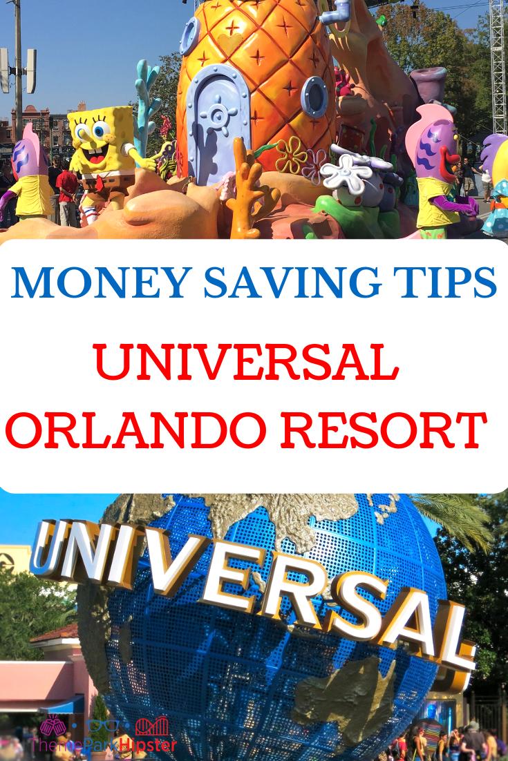 Universal Orlando on a budget. #universalstudios #universalorlando #themeparks