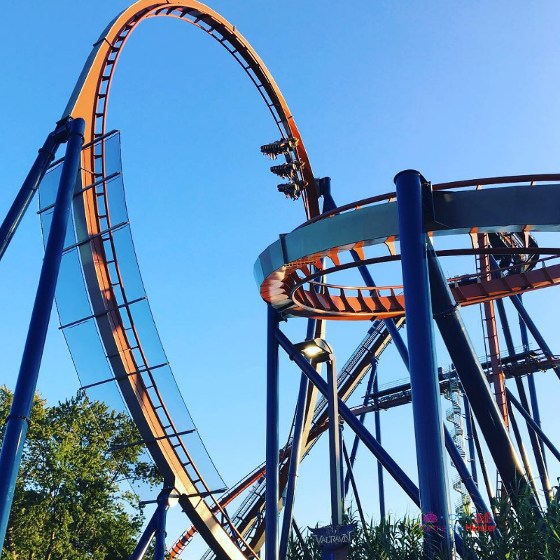 Valravn Cedar Point Roller Coaster