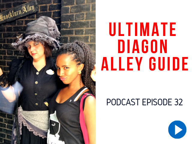 Ultimate diagon alley guide #harrypotter #diagonalley #universal orlando
