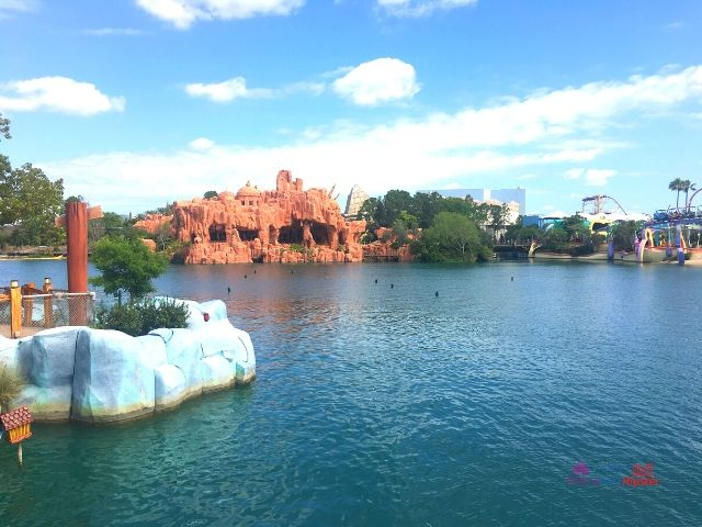 Islands of Adventure Tips Panorama View
