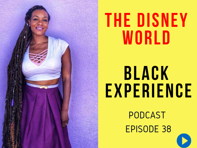Traveling while black at Disney World. #travelnoir #disneytips