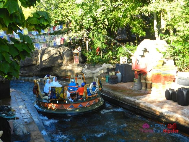 Animal Kingdom Kali River Rapids