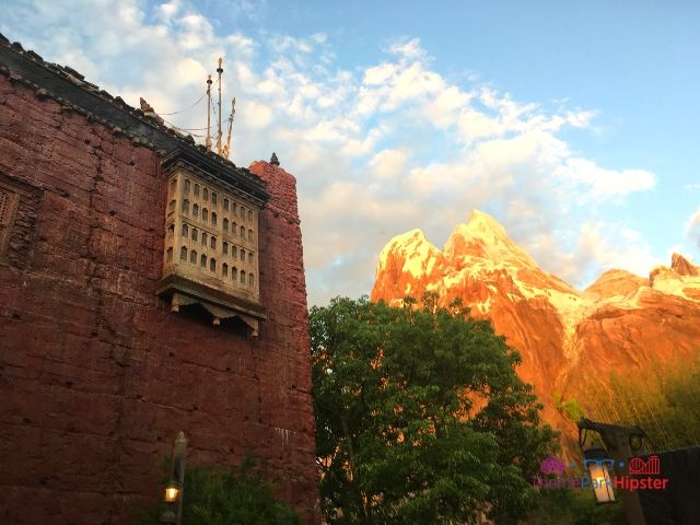 Asia Animal Kingdom Expedition Everest