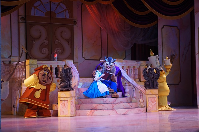 Beauty and the Beast at Hollywood Studios