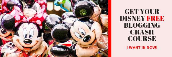 Disney Blog Tips Sign Up
