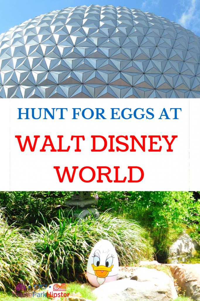 Easter Egg Hunt at Walt Disney World.