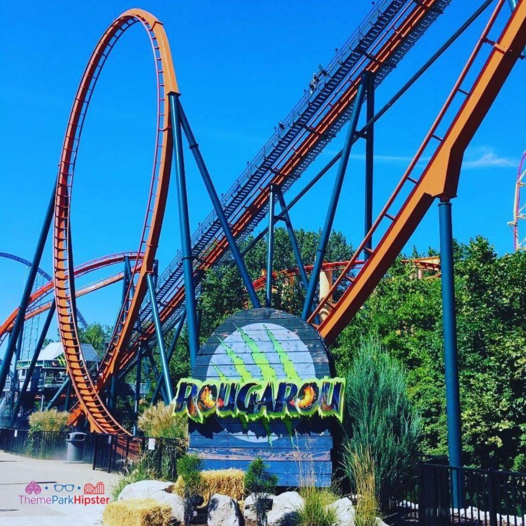 Rougarou Cedar Point Roller Coaster