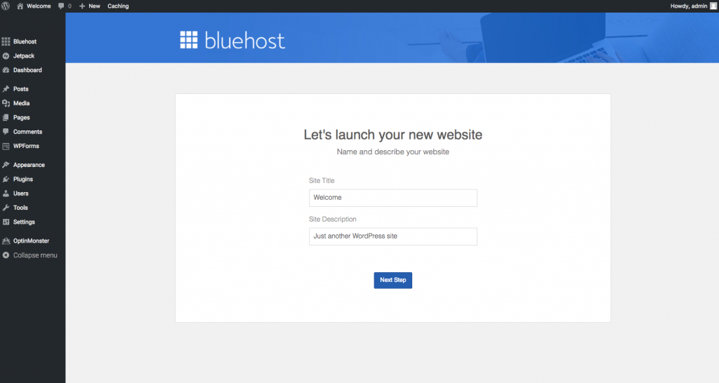Launch your Disney Travel Blog with Bluehost