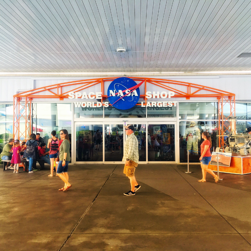 Kennedy Space Center Gift Shop