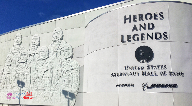 Kennedy Space Center Heroes and Legends with Astronauts