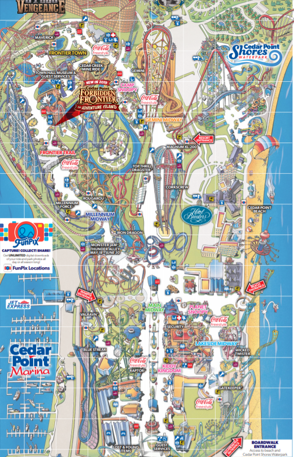 45 Amazing First Timer Tips For Cedar Point The Ultimate Guide Themeparkhipster