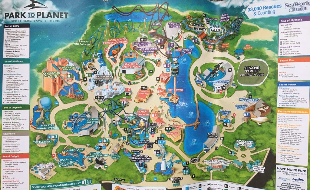 2020 SeaWorld Orlando Ultimate Guide - ThemeParkHipster