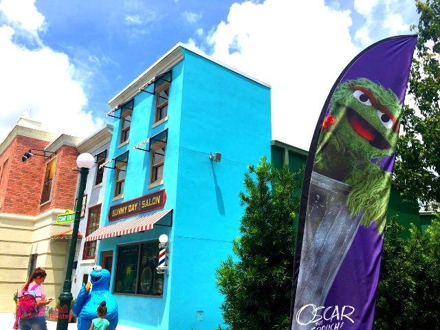 SeaWorld Orlando Sesame Street