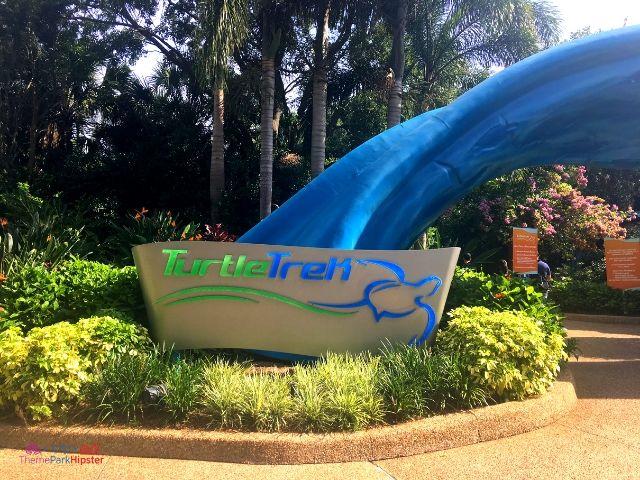 SeaWorld Orlando Turtle Trek