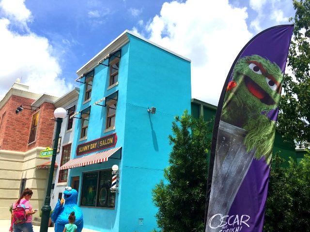 Sesame Street SeaWorld Orlando