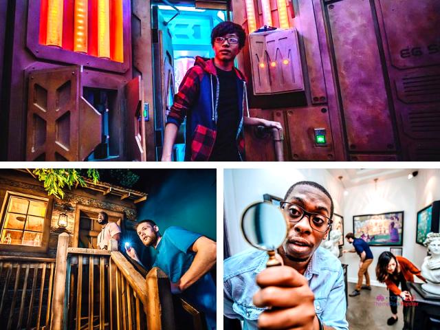 The Escape Rooms in Orlando