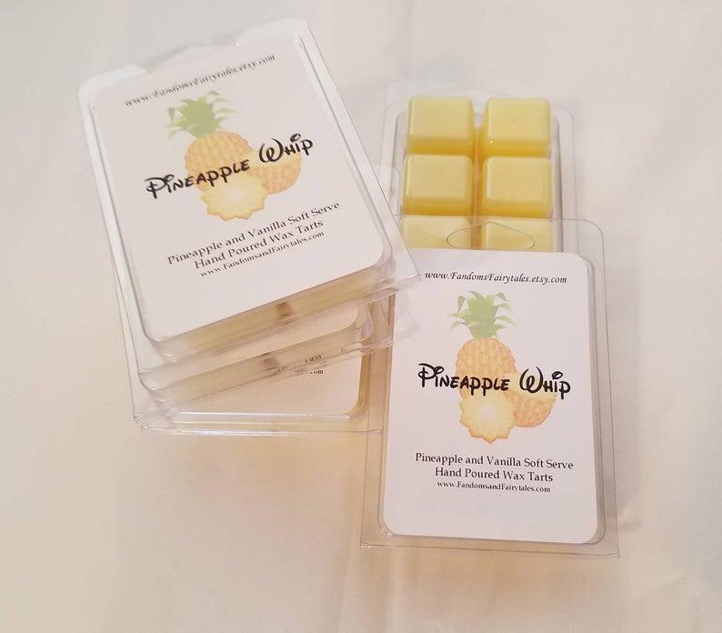 Dole Whip Merchandise Candle Tarts
