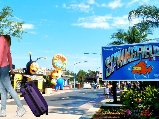 Universal Orlando Packing List