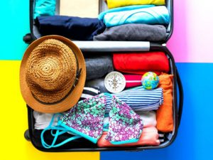 Universal Orlando Packing List. What to pack for amusement park.