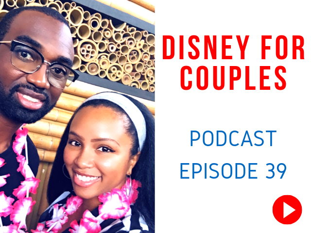 DISNEY FOR COUPLES
