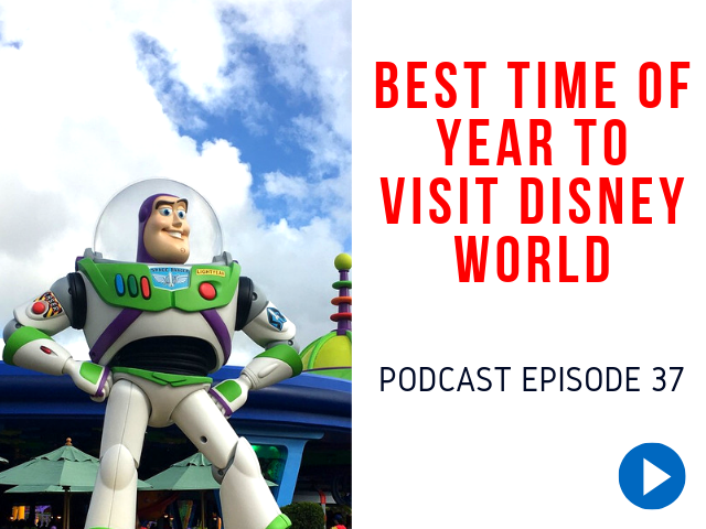 BEST DAYS TO VISIT DISNEY WORLD