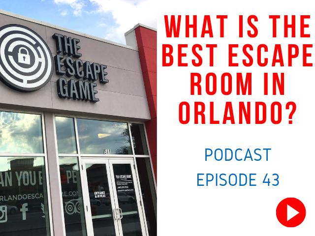 Escape Room in Orlando