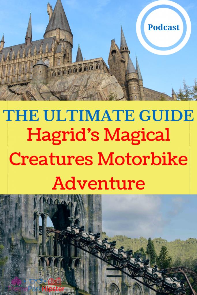 Hagrid Motorbike Ride