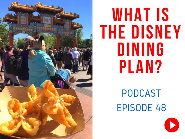 Is Disney Dining Plan Worth It