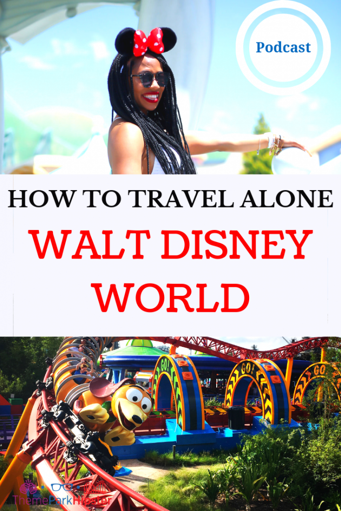 Traveling Alone to Disney World for The First Time with a Theme Park Hipster
