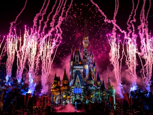 Mickeys Halloween Party Disney's Not So Spooky Spectacular