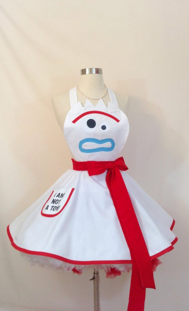 Forky Mickey's Not So Scary Halloween Party Custom Ideas Toy Story Toy