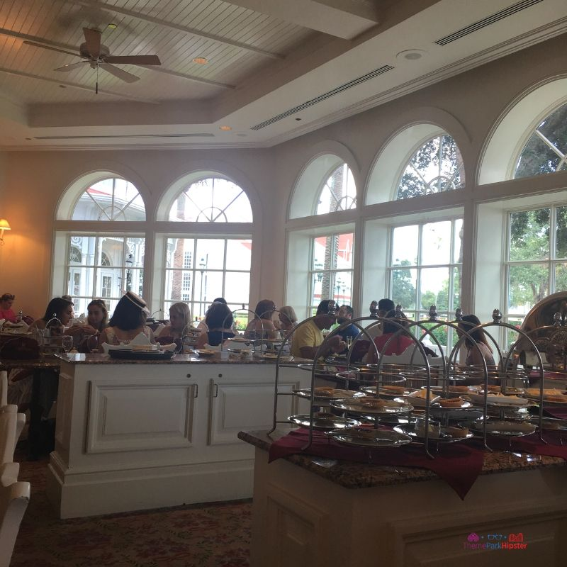 Afternoon Tea Disney World Food