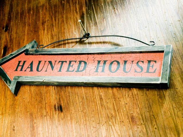 Haunted House in Orlando Florida