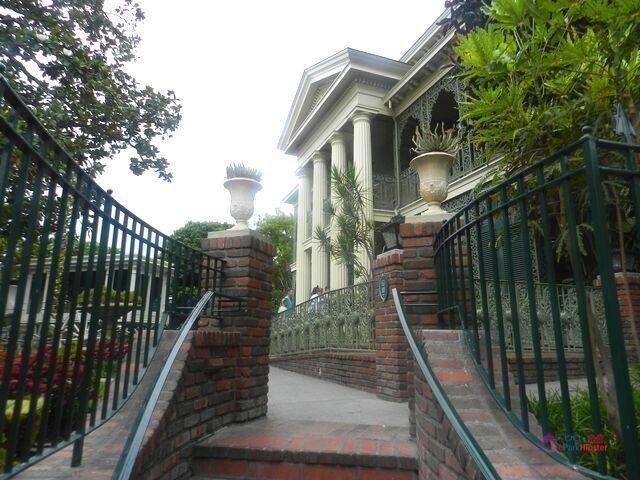 Haunted Mansion Secrets Disneyland