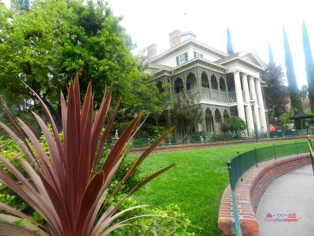 Haunted Mansion Secrets Disneyland
