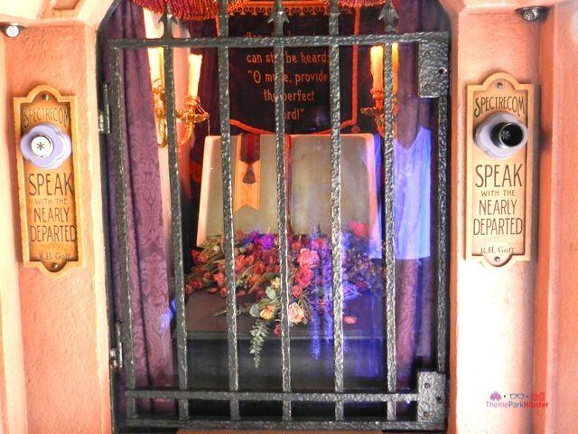 Haunted Mansion Secrets Interactive Queue
