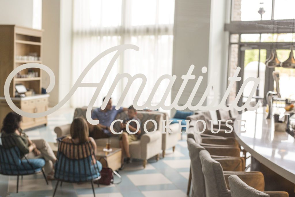 Loews Sapphire Falls Amatista Cookhouse for Thanksgiving Dinner